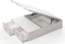 Canapé Box con cajones